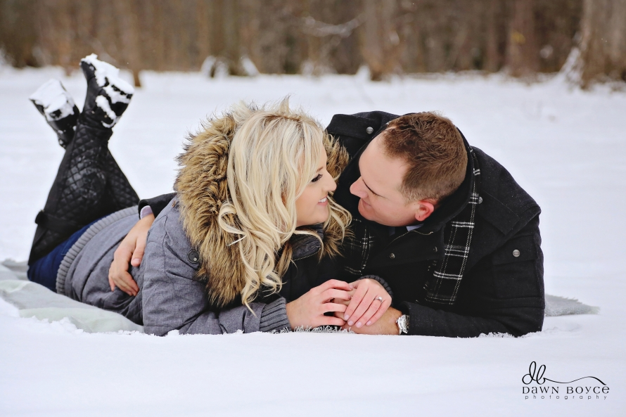 Engagement Photography London Ontario JD13