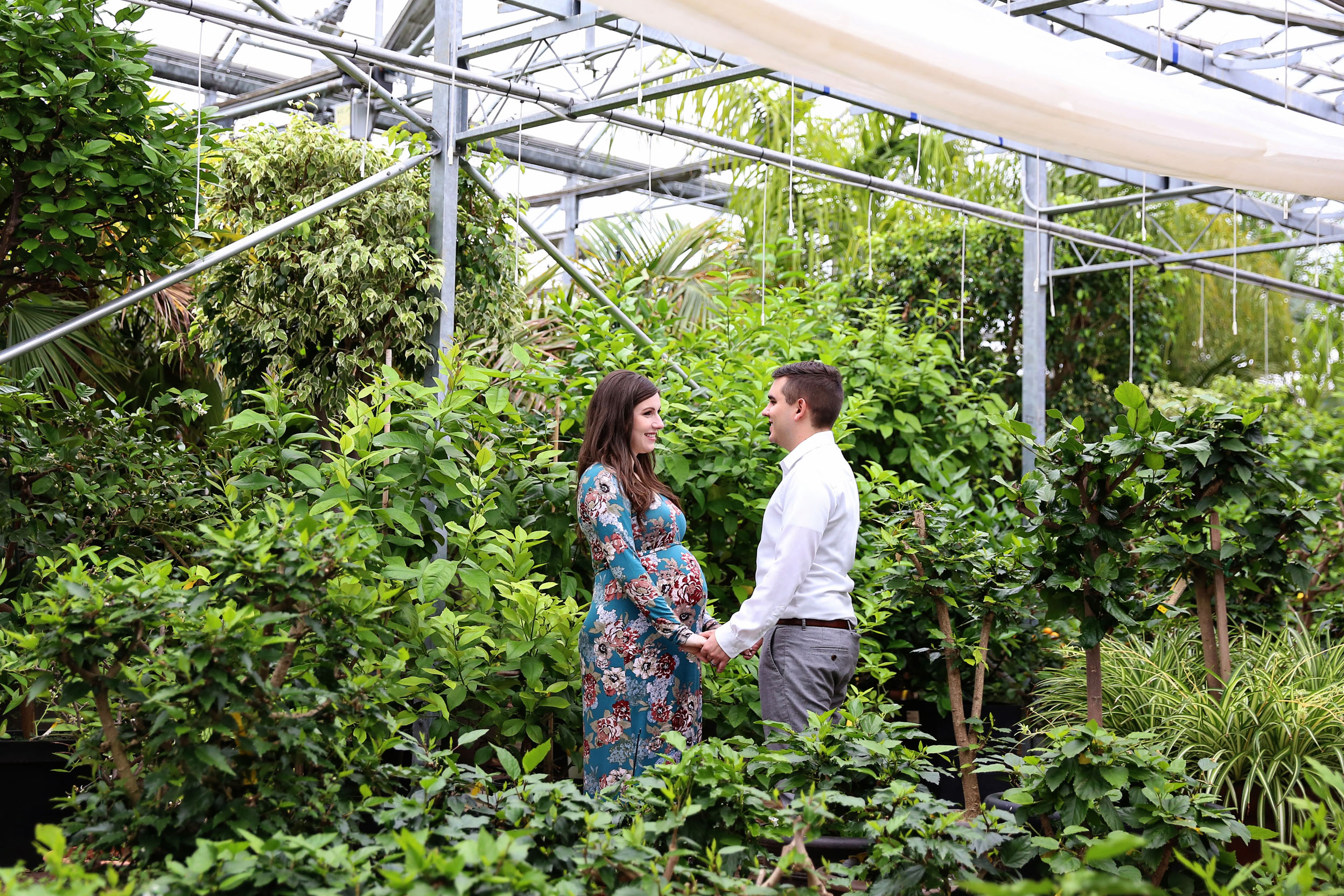 Garden Centre: Brandon And Crystal Are Having A Baby/ Heeman's Garden